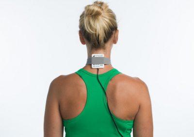 PEMF Device Application - Neck Pain Frozen Shoulder