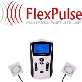PEMF device FlexPulse Wearable Pulsed Electromagnetic Field therapy