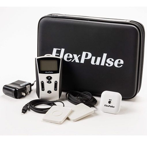 FlexPulse PEMF therapy device magnetic stimulation