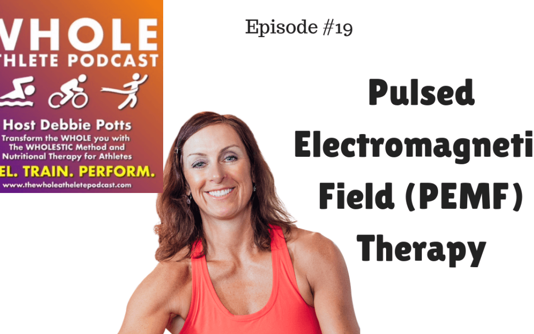 The Whole Athlete Podcast Interview with Dr. Pawluk about PEMF therapy