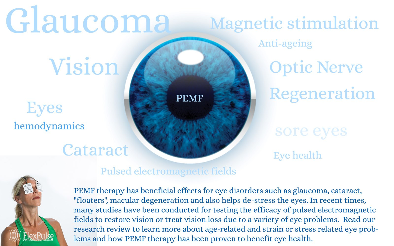Pulsed Electromagnetic Field (PEMF) Therapy in Glaucoma